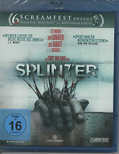 Splinter [Blu-ray] Shea Whigham