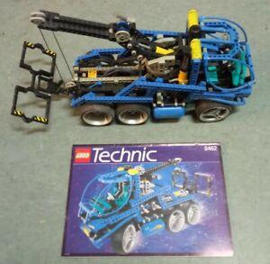 Lego 8462 Technic Abschleppwagen / Abschlepptruck von 1999