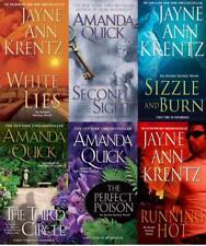 Jayne Castle ARCANE SOCIETY Paranormal Series Paperback Books 1-6 Krentz Quick