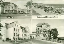 18225 Kühlungsborn  6 Karten  FDGB Erholungsheime Störtebecker , Schloß am Meer