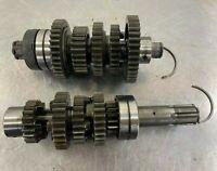 Honda Sl350 K1 70/71 SL350E 1971 Transmission Gear Set Trans Gears Box Factory