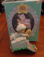 """1992 Precious Moments Enesco """"Friendship Is The Best Gift """" Limited Edition"""