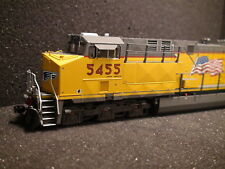 HO INTERMOUNTAIN #49701S-06 ES44AC UP ROAD #5455 SOUND LOCOMOTIVE UNION PACIFIC