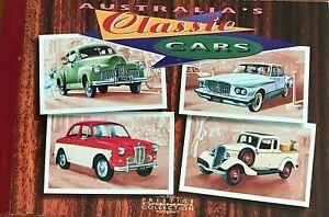 1997 Australia's Classic Cars Australian Prestige Stamp Booklet