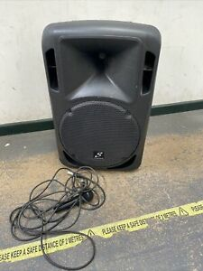 """Studiomaster Drive 12A Active 12"""" Speaker With Stagg Md500 Microphone"""