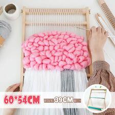Beech Weaving Looms Frame Shuttle Bobbin Wooden Comb knitting Educational Gift