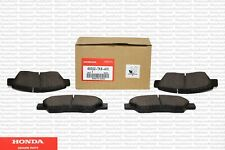 Genuine Honda OEM Front Brake Pad Kit Fits: 2009-2015 CR-Z & Fit