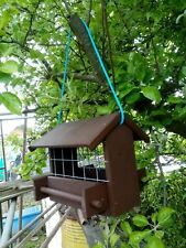 PERCH HANGING BIRD TABLE.PIGEON PROOF