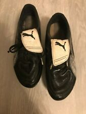 Puma King Exec Football Kangaroo Leather Boots Size UK 7 EU 40.5 Bargain