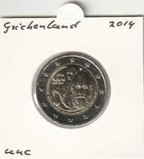 Griekenland 2 euro 2014 UNC : El Greco