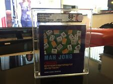 MAH JONG - HONG KONG VERSION - VGA 80+ BRAND NEW - NINTENDO NES - THE HOLY GRAIL