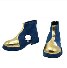 Hot Anime Code Geass Lelouch Cosplay Shoes Customized Unsix Halloween Cos Shoes