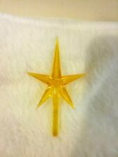 MEDIUM MODERN GOLD STAR FOR CERAMIC CHRISTMAS TREES