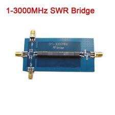 PONTE di riflessione CFA RF 0.1-3000 mhz analizzatore di antenna VHF UHF VSWR perdita di ritorno