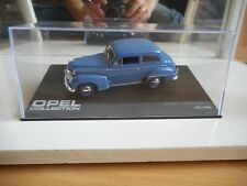 Opel Collection Opel Olympia in Blue on 1:43 in Box