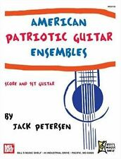 American patriottico CHITARRA insiemi