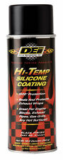 DEI Black High Temp Exhaust Wrap Header Silicone Coating Race 4x4 010301