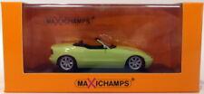1 43 Minichamps BMW Z1 1991 Lightyellow
