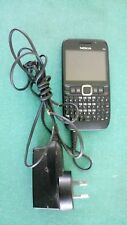 Nokia  E63 - Black Smartphone