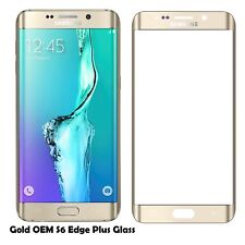 For Samsung Galaxy S6 Edge Plus Front Touch Screen Glass Lens Replacement OEM