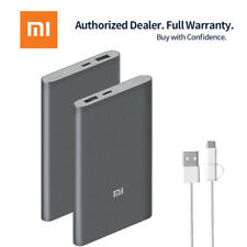 Original Xiaomi Mi Power Bank 10000mAh External Battery Type-C 18W Fast Charging