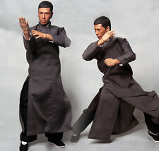 """1/6 Clothing Suit Ip Man Donnie Yen Wing Chun Master for 12"""" Action Figure Model"""