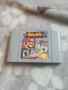 Super Smash Bros. (Nintendo 64, 1999) N64 READ DESCRIPTION