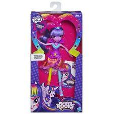My Little Pony Equestria Girls Twilight Sparkle Doll (Neon Rainbow Rocks), New