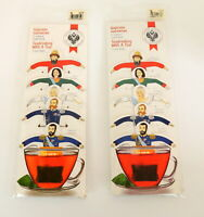 Teadrinking With A Tsar Teabags Russian Collection Cup Hangers Scrapbook Idea