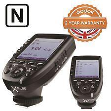 Godox Xpro-n i-TTL HSS Disparador Inalámbrico 2.4GHz/para las cámaras Nikon