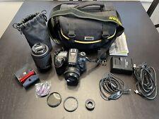 Nikon D7100 24.1 MP Digital SLR Camera Bundle With Two Lens