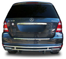 Broadfeet Rear Double Layer Bumper Guard Protector For 06-11 Mercedes ML350/550