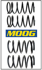 4 Coil Springs MOOG Front & Rear Constant Rate For Escape Tribute Mariner