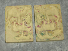 Vtg. Amaco Modeling Clay 2 Piece Mold - 1940's - '50's