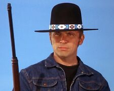 Billy Jack Tom Laughlin With Classic Hat & Shotgun 16x20 Canvas Giclee