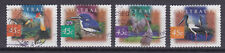AUSTRALIA 1997 Fauna Birds Adhesive Yv 1596a to 1599a Used very fine