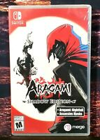 Aragami Shadow Edition - Nintendo Switch - Region Free - Brand NEW - Sealed