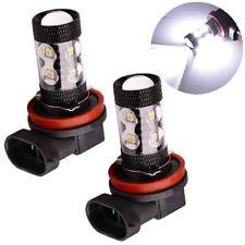 2x H8 H11 6000K 30W High Power CREE White LED Fog Driving Light Canbus Lamp Bulb