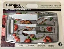 Hamilton Beach 4 Piece Cutlery Set