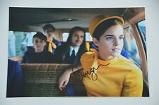 Emma Watson signed 20x30cm Cologna Dignidad Foto Autogramm / Autograph in Person