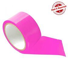 Frisky Bondage BDSM Restraint Non-Sticky Tape - Pink - Bind Gag Blindfold