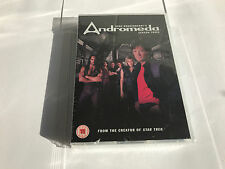 Andromeda - Season 3 [DVD] Kevin Sorbo; Lisa Ryder; NEW SEALED 5027182616626