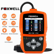 Car Scanner Tool EOBD OBD2 OBDII Diagnostic Engine Fault Code Reader Scan Tools