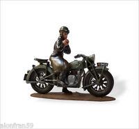 Soldados de Plomo en Moto 1:30 Körper des motorisierten Kavallerie FN SMI013