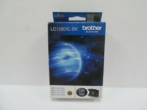 Brother LC1280XL-BK Black Inkjet Cartridge BBE 06.21