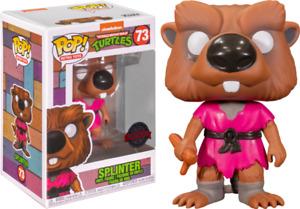 Teenage Mutant Ninja Turtles - Splinter US Exclusive Pop! Vinyl [RS]-FUN51724...