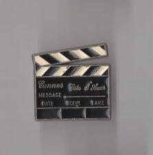 Pin's clap cinéma / Cannes - Cote d'Azur