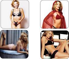 Kylie Minogue  Bikini Coaster set Underwear Knickers Music Icon