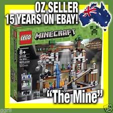 LEGO Minecraft (#21118) Set