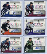 2005-06 SP Game Used  Statscriptions Auto  24/78  Ian Laperriere  #ST-IL